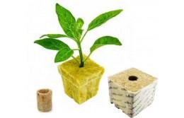 Минеральная вата: особенности выращивания