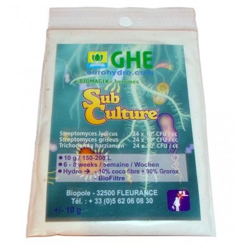 Микроорганизмы BioMagix-Subculture GHE 10g